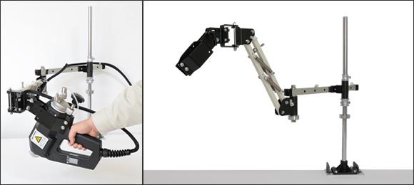 TR60LCD用 hands-freeシステム