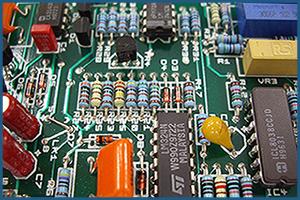 電子部品の固定用ホットメルト