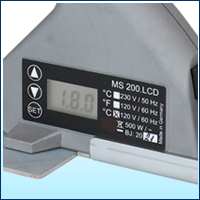 MS200LCDデジタル温調コントローラー